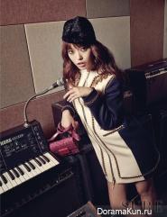 Hwang Se On для SURE November 2014
