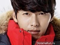 Hyun Bin для K2 F/W 2014 CF
