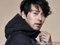 Hyun Bin для K2 F/W 2015 Extra