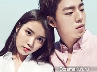 IU, Lee Hyun Woo для Unionbay S/S 2015