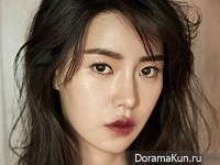 Im Ji Yeon для Elle September 2015