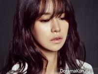 Im Ji Yeon для Esquire September 2015