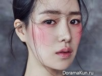 Im Ji Yeon для SURE September 2015