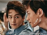Im Joo Hwan для Cosmopolitan April 2015