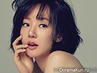 Im Soo Jung для First Look June 2015