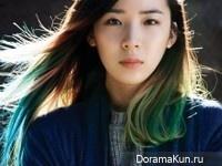 Irene Kim для Vogue Girl December 2014