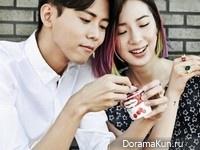 Joo Woo Jae, Irene для W Korea August 2015