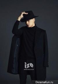 Iron для IZE Magazine 2015