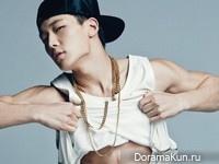 iKON (Bobby) для GQ December 2014 Extra