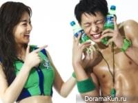 Kang So Ra, iKON (Bobby) для Sprite 2015 CF
