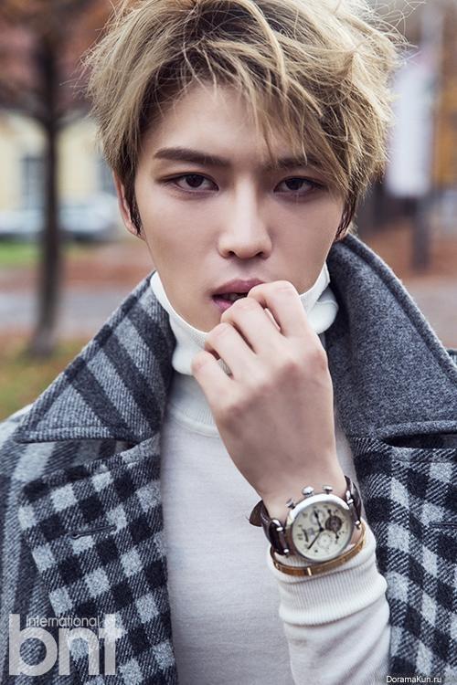 JYJ  Jaejoong         BNT International December 2014Jaejoong 2014