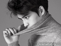 JYJ (Jaejoong) для Harper's Bazaar February 2015