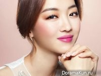 Jang Hee Jin для Cosmopolitan February 2014