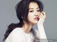 Jang Hee Jin для SURE August 2014