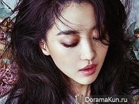Jang Hee Jin для SURE November 2015
