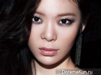 Jang Jae In для Elle December 2014