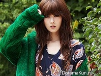 Jang Na Ra для Singles September 2015