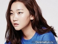 Jang Yoon Joo для GQ April 2015