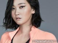 Jang Yoon Joo для SURE September 2014