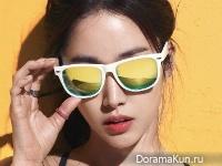 Jeon Hye Bin для Nylon June 2015