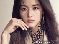 Jeon Ji Hyun для Elle April 2015