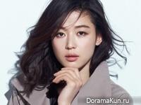 Jeon Ji Hyun для Elle February 2015 Extra