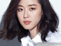 Jeon Ji Hyun для Elle February 2015