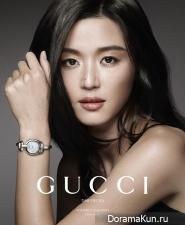 Jeon Ji Hyun для GUCCI 2015