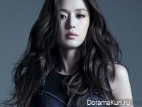 Jeon Ji Hyun для Miss Sixty F/W 2014