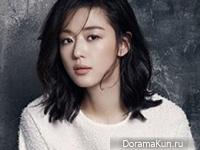 Jeon Ji Hyun для Rouge&Lounge S/S 2015
