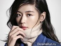 Jeon Ji Hyun для SHESMISS FAll 2015