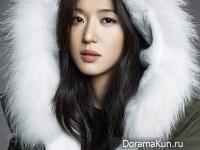 Jeon Ji Hyun для Shesmiss F/W 2014 CF Extra