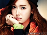 Jessica для Li Ning 2014 CF