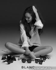 Jessica для BLANC & ECLARE 2014 CF
