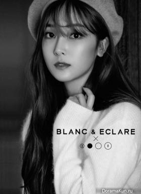 Jessica для Blanc & Eclare Winter 2015