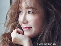 SNSD (Jessica) для CeCi October 2014