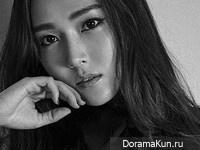 Jessica для Eyemag 2015