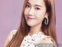 Jessica для Marie Claire December 2014
