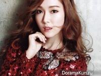 Jessica для Next+ One Magazine December 2014