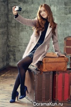 Jessica (SNSD) для SOUP F/W 2014 CF
