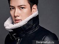 Ji Chang Wook для ADHOC F/W 2014 CF Extra