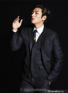 Ji Chang Wook для Esquire Korea November 2015 Extra