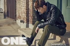 Ji Chang Wook для ONE Magazine July 2015