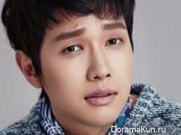 Ji Hyun Woo для SURE January 2015