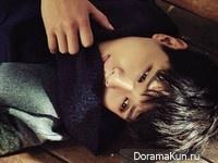 Ji Hyun Woo для Singles October 2014