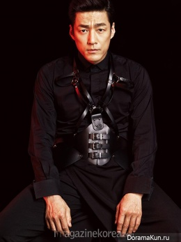 Ji Jin Hee для Harper's Bazaar March 2015
