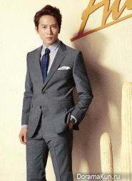 Ji Sung для AUSTIN REED S/S 2015