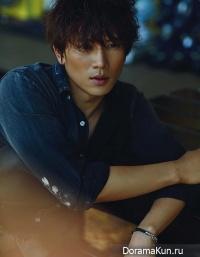 Ji Sung для GEEK June 2015 Extra