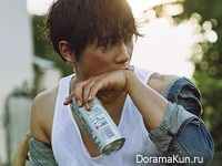 Ji Sung для GEEK June 2015