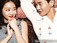 Jo Bo Ah и др. для Cosmopolitan August 2014